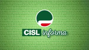 CISL INFORMA
